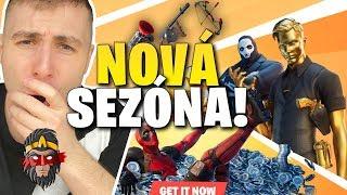 NOVÁ SEZÓNA 2 CHAPTER 2 JE TADY!! EPIC GAMES SE VYZNAMENALO!!!