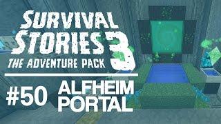 ALFHEIM PORTAL | Survival Stories 3 - #50