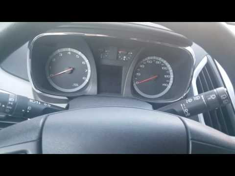 Removing 2013 GMC Terrain battery & getting to transmission shifter