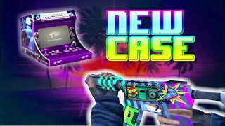 NEW CASE OPENING & GAMEPLAY | Summer`88 Special Skin Case Opening | Critical Ops Gameplay