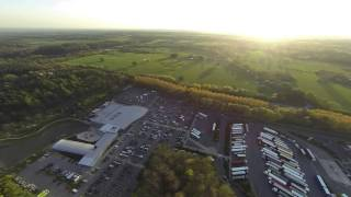preview picture of video 'DJI F550 Hexacopter Flight over Beaconsfield M40 Junction'