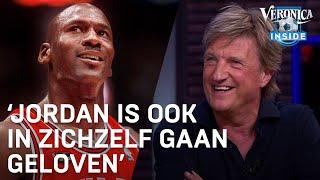 'Michael Jordan is ook in zichzelf gaan geloven' | VERONICA INSIDE