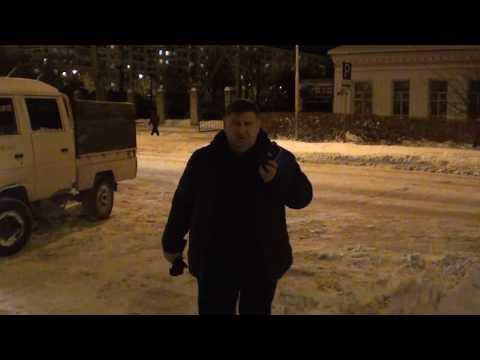 Заснеженный Уссурийск, Администрация, интервью заместителя главы