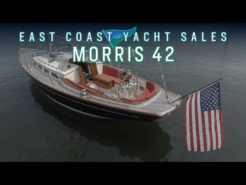 Morris Yachts M42 FOR SALE – INGLESEA Walkthrough Video