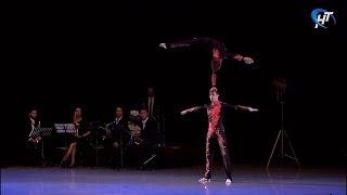 Танцевально-акробатическая школа «ТАШ» отметила двадцатилетие