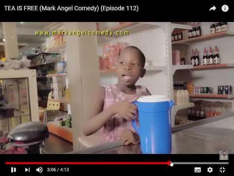 Editing TEA IS FREE Mark angel comedy