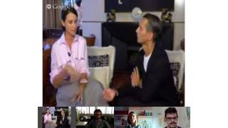 #askTODS Hangout On Air con Alessandra Facchinetti