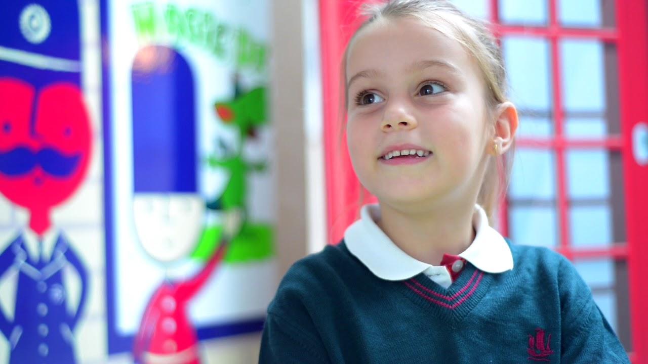 Educación infantil bilingüe