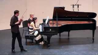 Ravel Tzigane Rapsodie de Concert FF2014