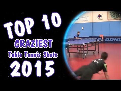10 самых безумных розыгрышей из настольного теннис