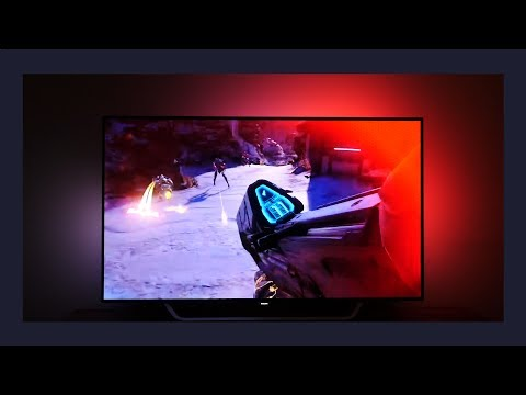 New Philips Ambilight 2017 TVs - outshining the competition