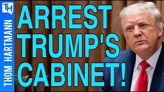 Crimes Trump Doesn't Want You To Know His Team Committed! (w/Greg Palast)