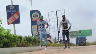 Bisa Kdei Ft Patoranking   Life ( Official Dance Video By Baber Ashai And Koo Nti )   ASHAI EMPIRE
