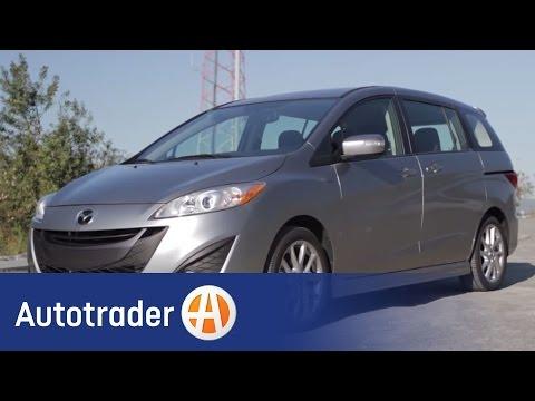 Видео Mazda 5 2013