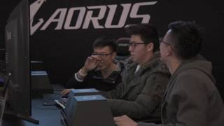 #AORUS - Day2 Recap of PAX East 2017