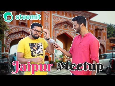 Let s Watch This Fun Video From India Steem Meetup  1—Jaipur Edition! —  Steemit 7b7a3b3dc