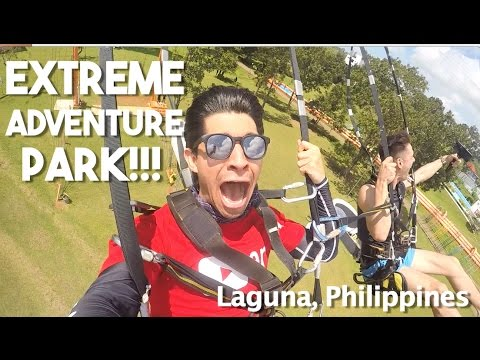 Most Extreme Adventure Park In The Philippines (Laguna) Mp3