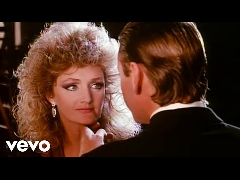 Bonnie Tyler - Loving You's a Dirty Job (But Somebody's Gotta Do It) (Official Video)
