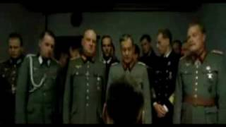 Hitler rants about his website being hacked