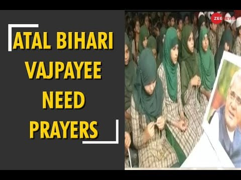 People of all religion pray for Atalji's health