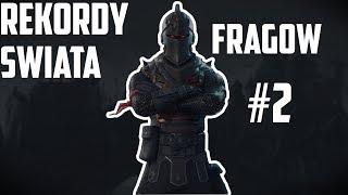 REKORDY ŚWIATA FRAGÓW W FORTNITE #2