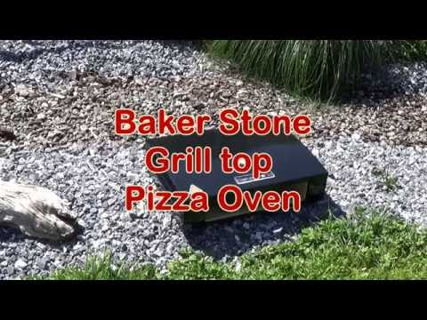 BakerStone Grill Top Pizza Oven Review