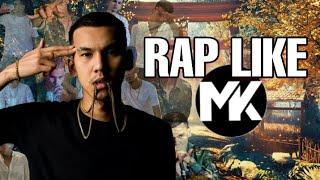 Rap like MK (K-Clique) • Rap Compil •