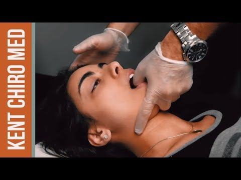 Video TMJ / Painful Jaw treatment