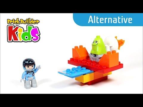 Vidéo LEGO Duplo 10824 : Les aventures dans l'espace de Miles