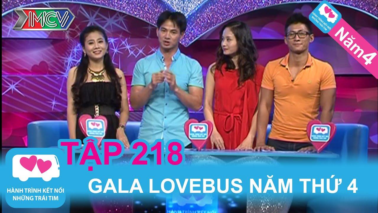 Gala năm thứ 4 | LOVEBUS | Năm 4 | Tập 218 | 290113