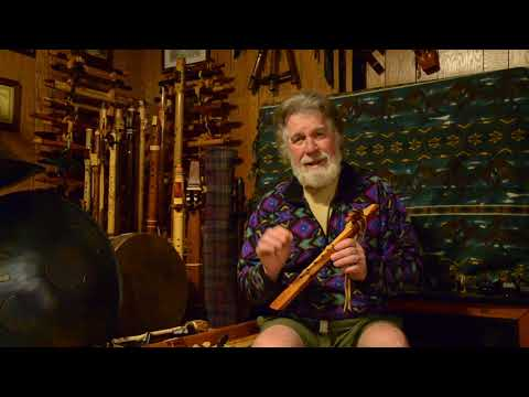 """Native American Style Flute playing """"Secrets"""" that you can learn."""