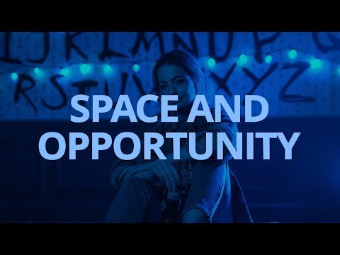 Devvon Terrell - Space And Opportunity // Lyrics