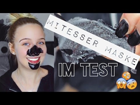 MITESSER MASKE IM TEST / SabrinaMloves