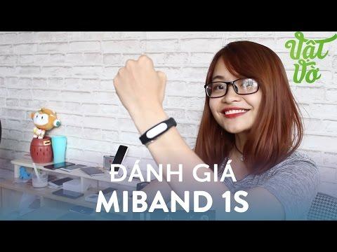 Hình ảnh Video - Nga Ngố đánh giá vòng Miband 1s theo dõi sức khoẻ, giá rẻ