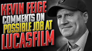 Feige Comments on Possible Lucasfilm Job - SEN LIVE #298 by Schmoes Know