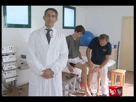 Ginnastica medica in osteocondrosi indietro