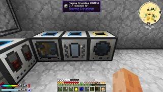 Minecraft Crash Landing - #14 - Frickin Laser Beams - Spud Gunn