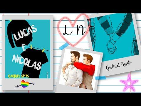 Lucas e Nicolas (Gabriel Spits) (Livro LGBT #07) (DICA DE POC #18) | Patrick Rocha