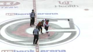 Cyclones TV: Highlights- 12/16 vs. Indy Fuel