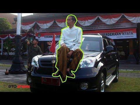 Harganya Bikin Kaget! 8 Koleksi Mobil Pribadi Jokowi