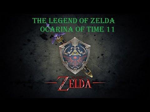 The Legends of Zelda Ocarina of Time Part 11 Der Blaue Kieselstein und das Hentai-Monster