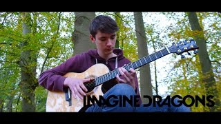 Warriors - Imagine Dragons - Fingerstyle Guitar Cover