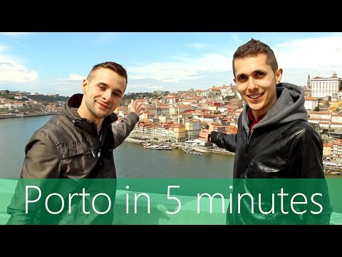 Porto in 5 minutes | Travel Guide | Must