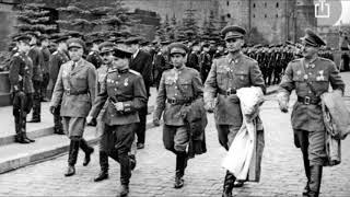 Исторический парад 24 июня 1945 года