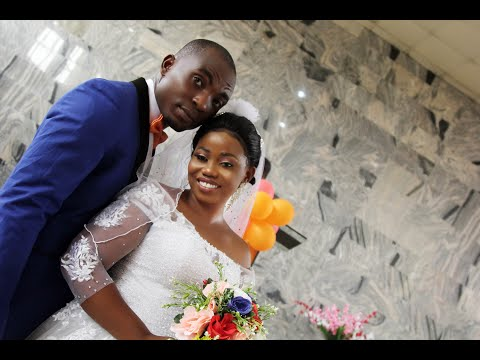 Chidozie Weds Blessing
