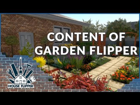 House Flipper - Content of Garden Flipper thumbnail