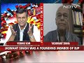 Jaswant Singh Was Leading Light Of BJP: Yashwant Sinha - Video