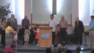 Kindergarten Bible Presentation - 2015