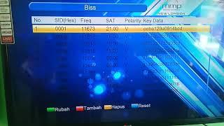 Tv Varzish Sports Hd Latest Biss key 2018 - Haroon khan