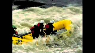 Whitewater Rafting - Ottawa River, Ontario, Canada